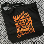 SPOOKY MAGICAL TOTE
