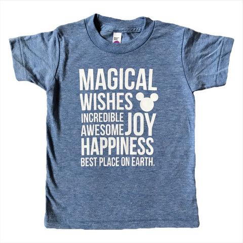 Magical Blue Tee