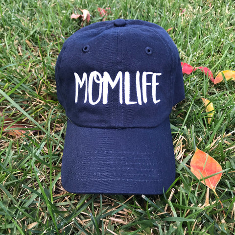 MOMLIFE Navy Hat {Limited Edition}