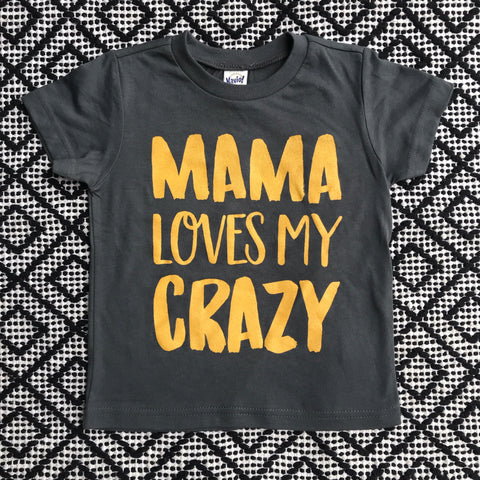 Mama Loves Kids Tee