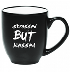 Stressed But Blessed™ Mug {Limited Edition}
