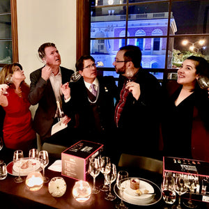 SAN FRANCISCO WINE SCHOOL ANNIVERSARY CELEBRATION BENEFITS  NEW GLANCY WINE EDUCATION FOUNDATION SATURDAY, NOVEMBER 14th