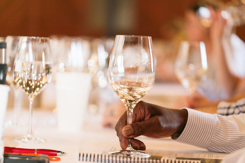 Mineral Waters to Improve Mineral Perception in Wine