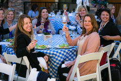 Women of the Vine and Spirits lunch photo