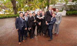 Wines of South Africa's 2nd Sommelier World Cup was Won by Canada's Will Predhomme