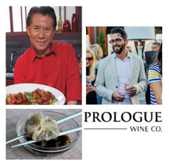 Martin Yan Cooking Class with Wine Parings from Prologue Wine Co