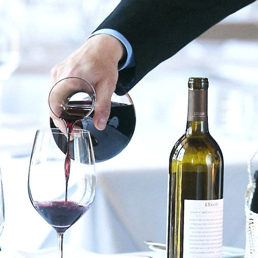 Wine Pairing Dinner with Master Somm David Glancy