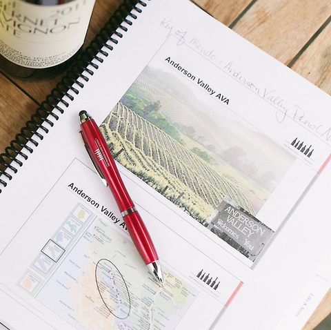 California Wine Appellation Specialist® Online
