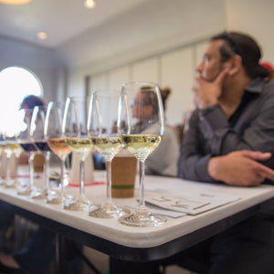 Advanced Blind Wine Tasting