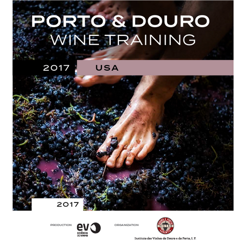 Special Event: Porto & Douro Masterclass & Tasting with Alexandre Lalas