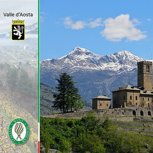Italian Wine Foundation, Valle d'Aosta & Liguria