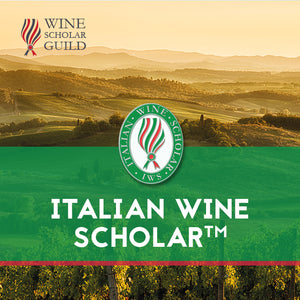 Italian Wine Scholar™ (South) - Wine Scholar Guild Certification