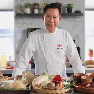 Virtual Cooking Class w/ Celebrity Chef Martin Yan & Wine Pairings from Prologue Wine Co