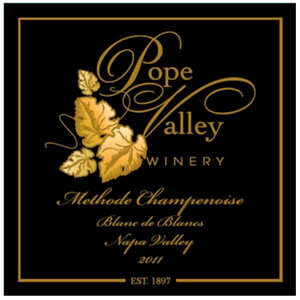 Pope Valley Winery Blanc de Blancs