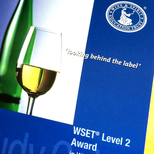 WSET Level 2 by Grape Experience