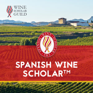 Spanish Wine Scholar™ Program, designed by Wine Scholar Guild
