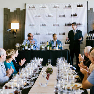 San Francisco Wine School's Anniversary Celebration & Scholarship Auction with Rob Renteria, Vincent Morrow and David Glancy