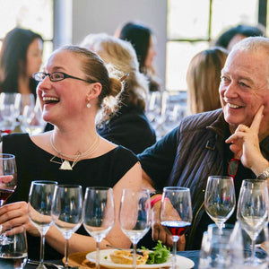 San Francisco Wine School's Anniversary Celebration & Scholarship Auction with Roland Passot and Jenni Burgess