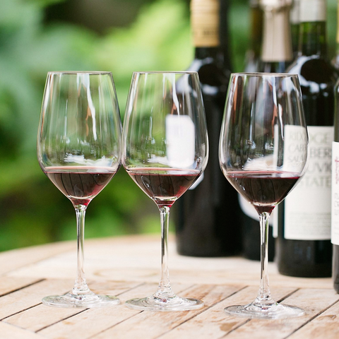 Red Wines of the World