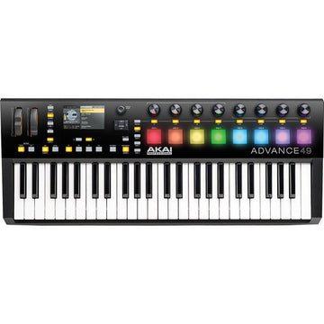Akai Professional Advance 49- 49-Key MIDI Keyboard Controller