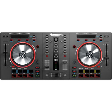 Numark Mixtrack 3 (Virtual DJ)