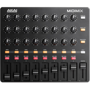 Akai Professional MIDImix High-Performance Portable Mixer/DAW Controller