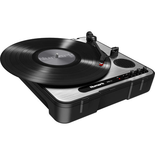 Numark PT01USB Portable Vinyl-Archiving Turntable