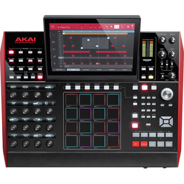 Akai Professional MPC X - Standalone Music Production Center with Sampler and Sequencer