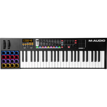 M-Audio Code 49 49-Key USB/MIDI Keyboard Controller with X/Y Touch Pad