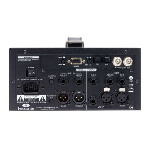 FOCUSRITE ISA One Digital Microphone Preamp With Digital Out