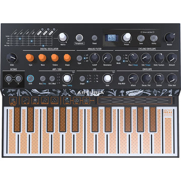 Arturia MicroFreak 25-Key Hybrid Synth