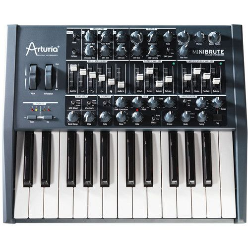 ARTURIA MINIBRUTE 25-key Analog Synthesizer