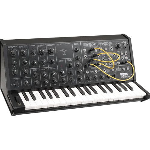 Korg MS-20-Semi Modular Analog Synth