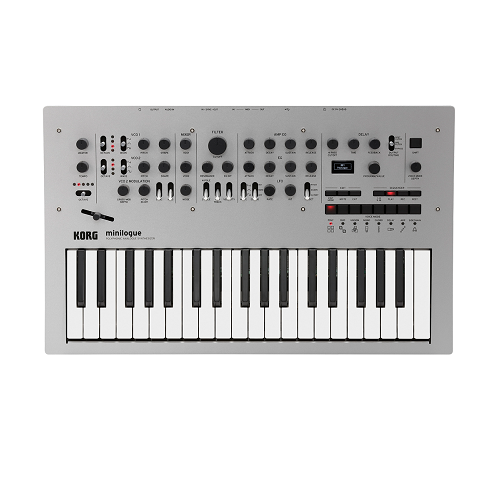 Korg MINILOGUE Analog Poly Synth