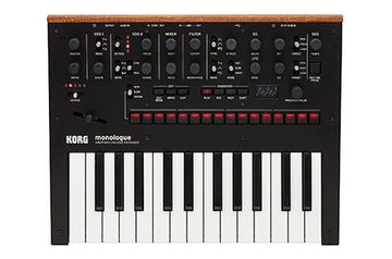 USED Korg Monologue Monophonic Analog Synthesizer