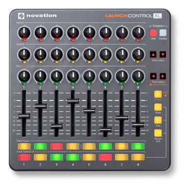 NOVATION Launch Control XL Mk2 Ableton Live Controller