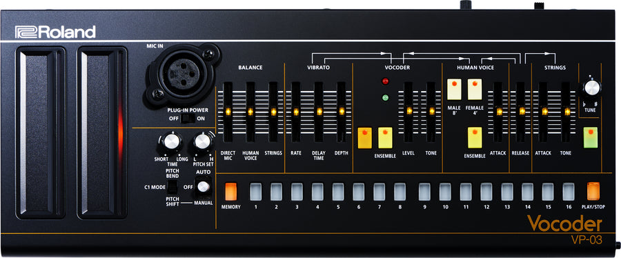Roland Boutique Series VP 03 Vocoder/Synthesizer