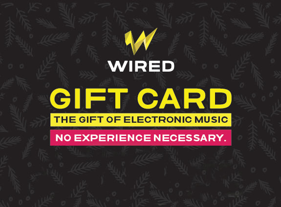 Wired 2019 Introductory Workshop Gift Card