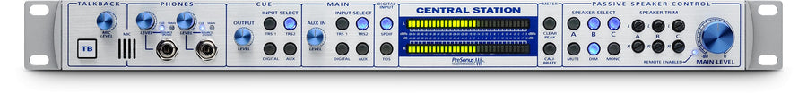Presonus Central Station Plus W/ SCR-1