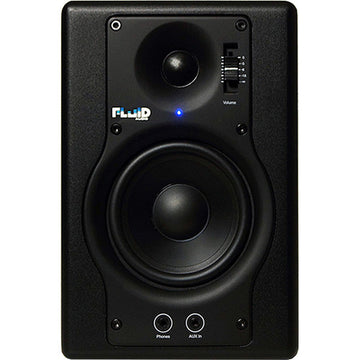 Fluid Audio F-4 Monitors Fader Series