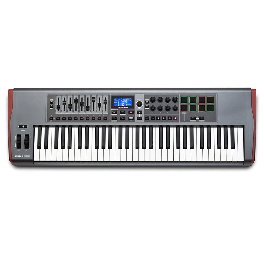 NOVATION Impulse 61 61-key Controller Keyboard