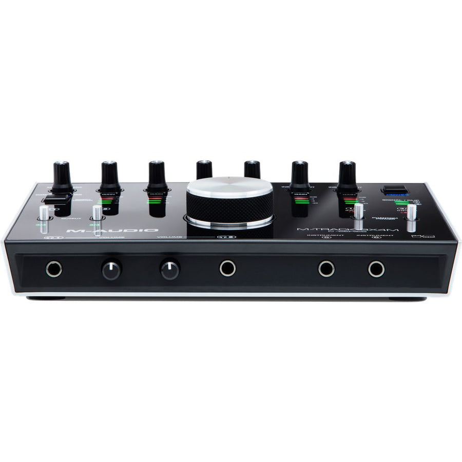 M-AUDIO M-TRACK 8x4m 8-in/4-out Audio Interface