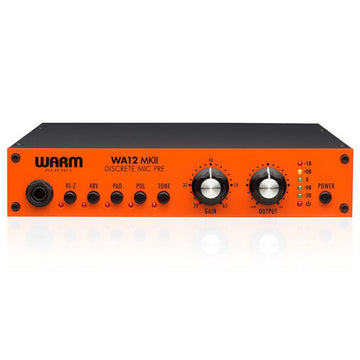 Warm Audio WA12 MK2 Microphone Preamp