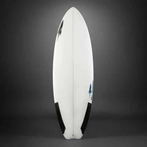 Bill Johnson Easy Button Surfboard-Top