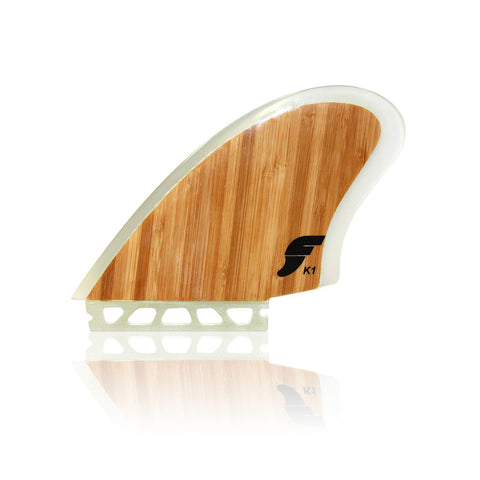 Futures Fins Bamboo FK1 Twin Keel Fin Set