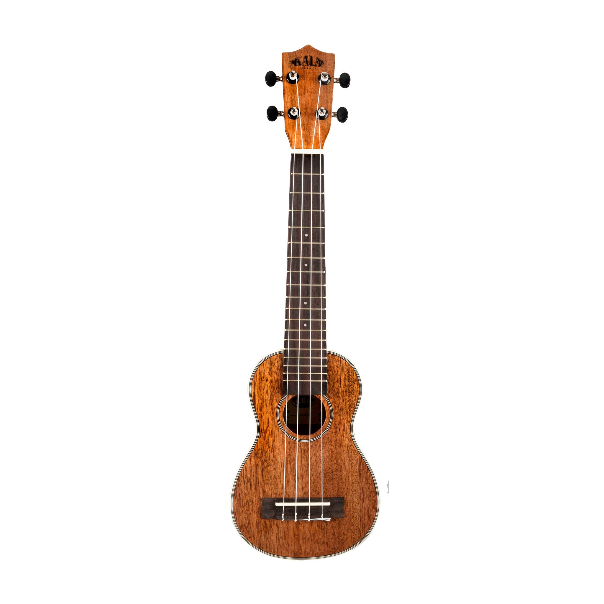 kala brand mahogany long neck soprano ukulele groundswell supply. Black Bedroom Furniture Sets. Home Design Ideas
