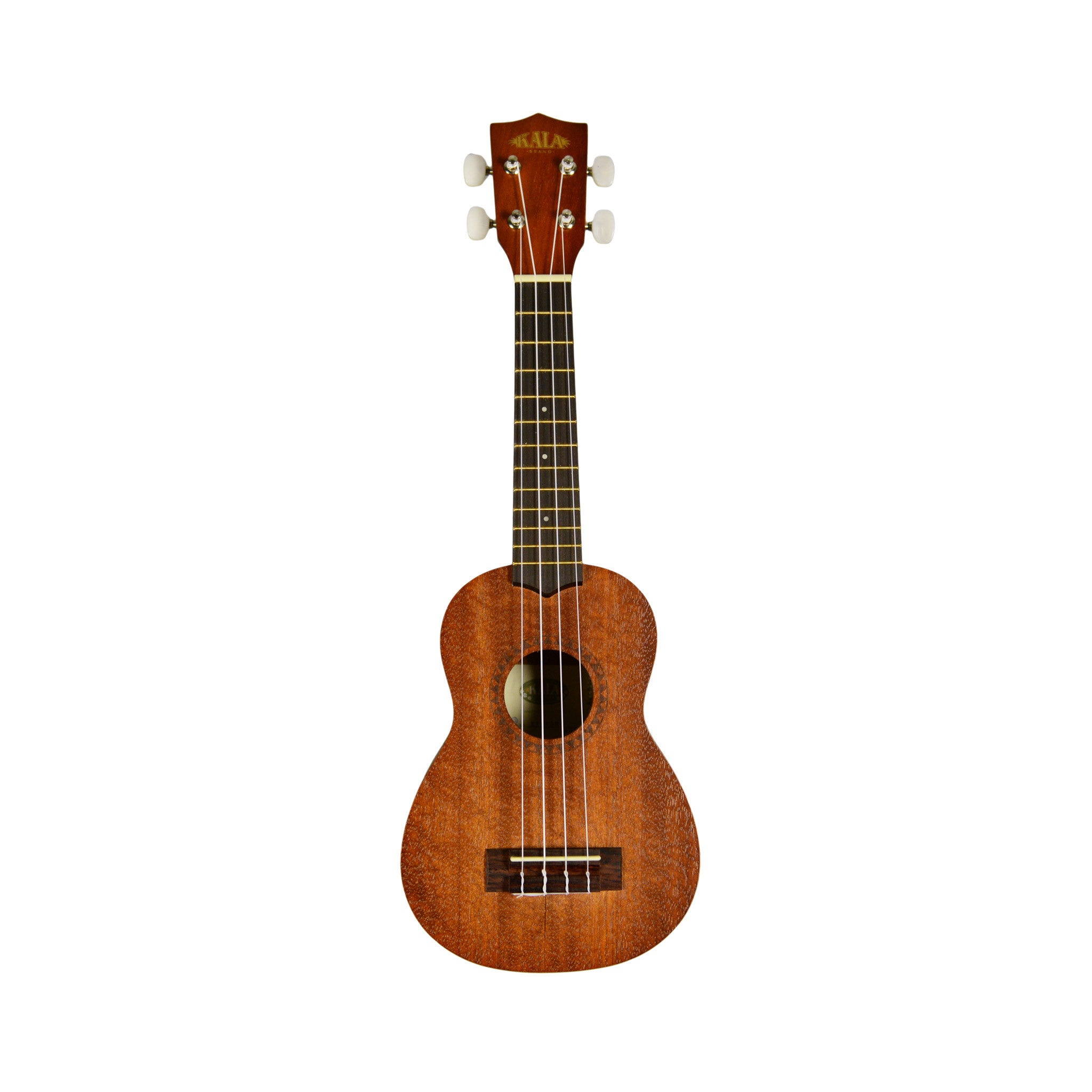 kala brand mahogany soprano ukulele groundswell supply. Black Bedroom Furniture Sets. Home Design Ideas