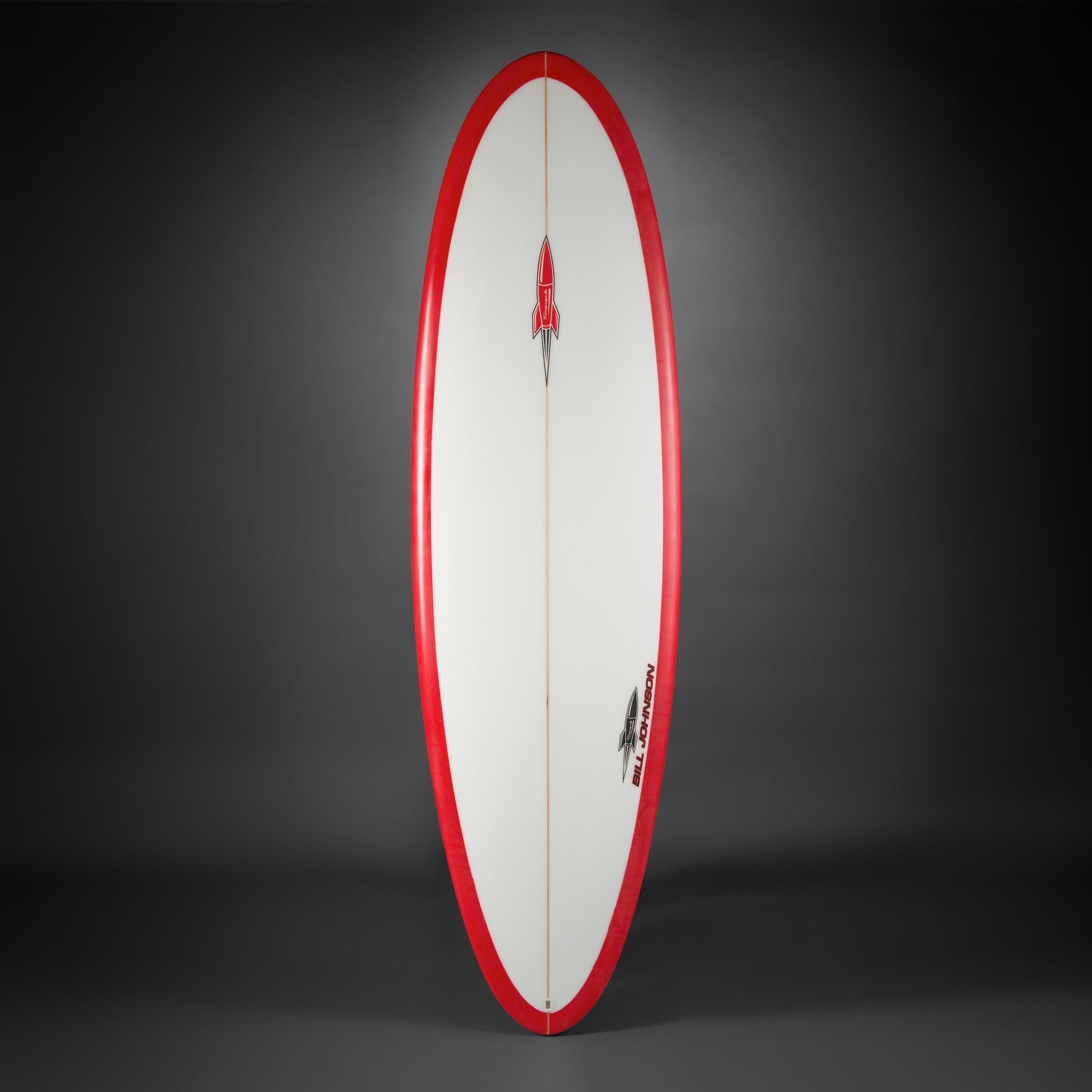 Bill Johnson Moby Surfboard