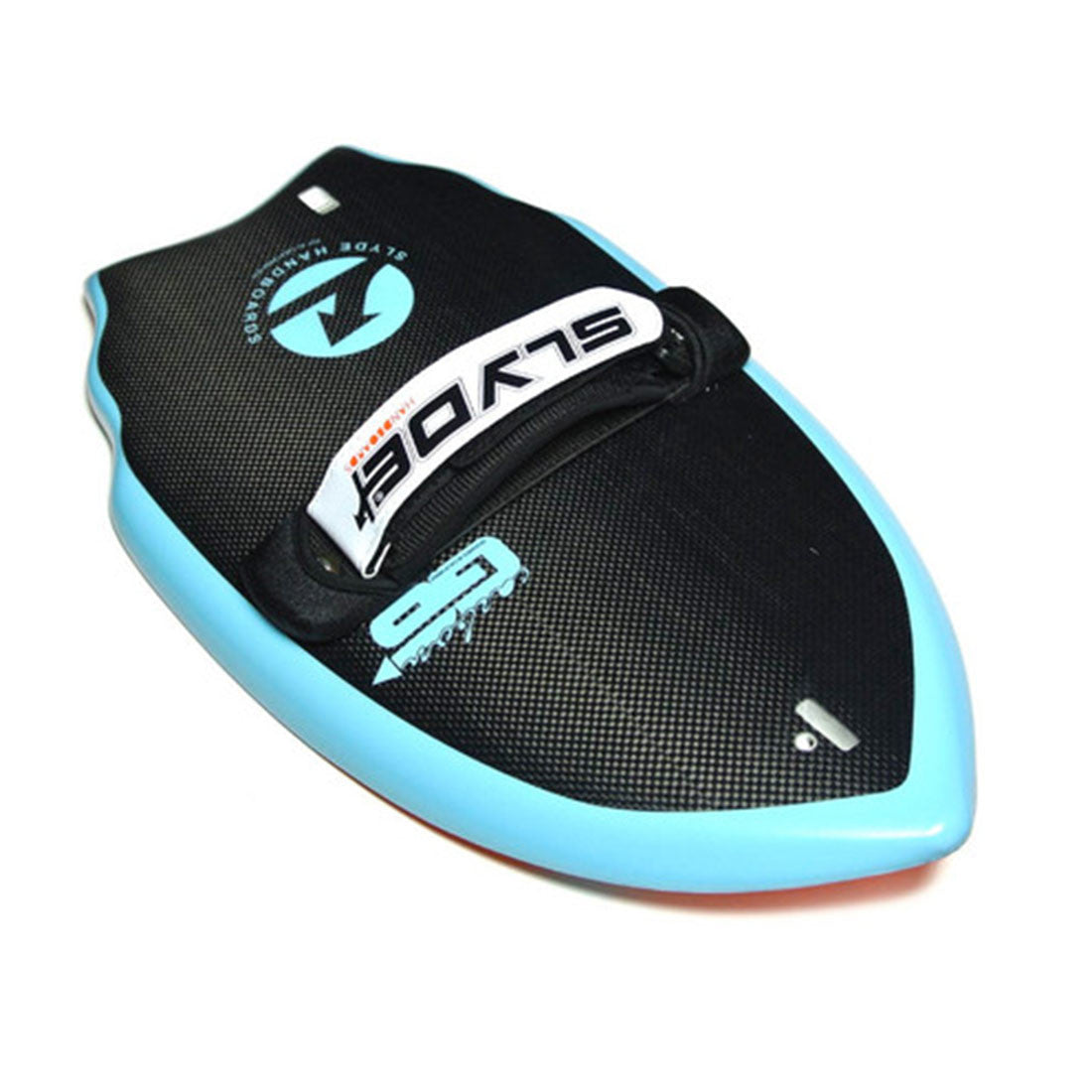 Slyde Handboards Wedge (Carbon Blue)