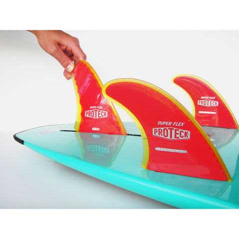 Pro Teck Super Flex Safety Fin